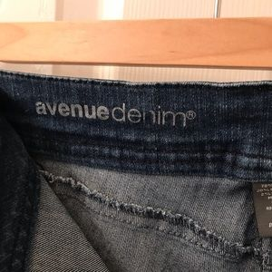 Avenue Jeans - Woman's fit is so soft and relaxed, NWOT